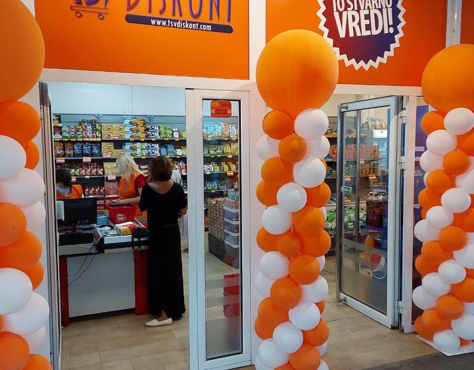 TSV na Novom Beogradu